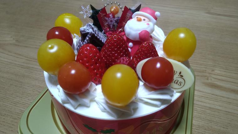 ミニトマトケーキ