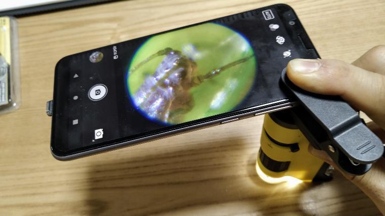 ハンディ顕微鏡DX